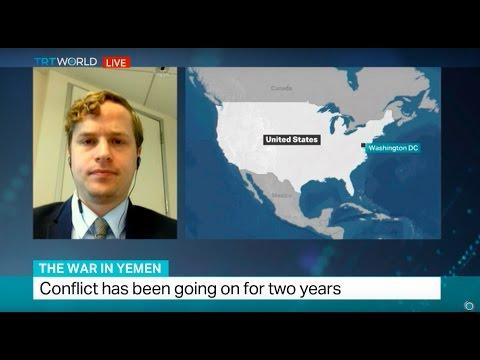 Interview with John Hudson on the war in Yemen
