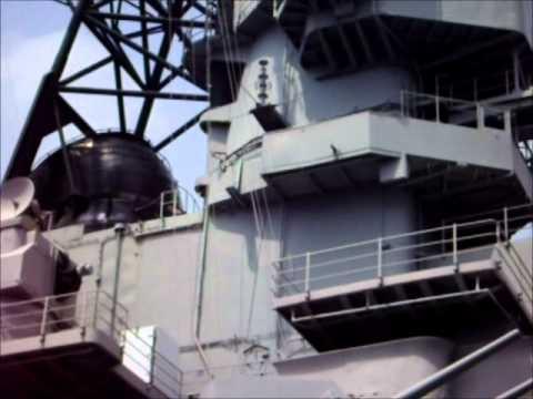 USS WISCONSIN AT NAUTICUS
