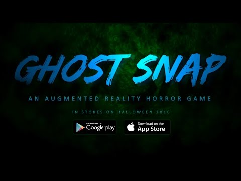 Ghost Snap | AR Mobile Horror Game (Official Trailer)