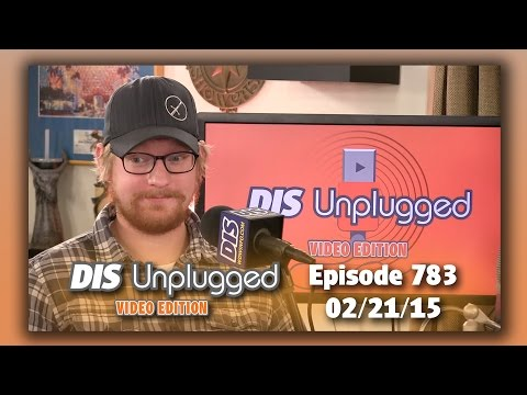 DIS Unplugged - 7 in 7: Boardwalk - 02/21/15