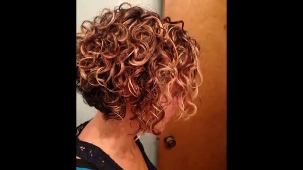 Resultado de imagem para cabelos enrolados curtos 2016