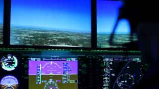 Redbird Fmx At Cti Professional Flight Training
