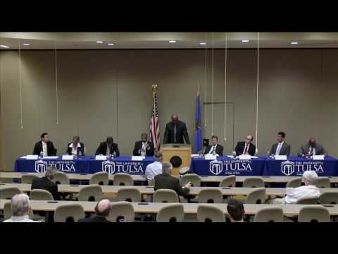 Oklahoma Criminal Justice Panel on Sentencing Reform