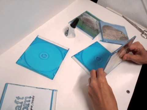 Como hacer un marco de fotos con cajas de cds youtube - Marco de fotos multiple ...