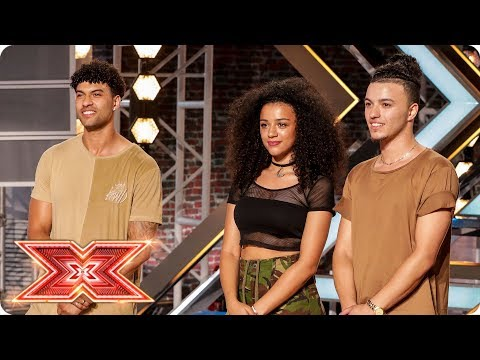 The Cutkelvins are Runnin' through to Boot Camp   Auditions Week 2   The X Factor 2017