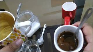 Make coffee like CCD at home😋