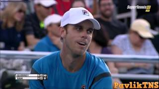Sam Querrey vs Rajeev Ram Highlights  Delray Beach Open 2016 FINAL