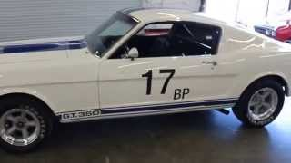 1965 Ford Mustang Fastback Shelby GT350R Coupe GT Auto Lounge