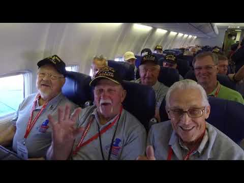 Honor Flight Chicago 80th - August 9, 2017