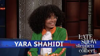 Yara Shahidi Is Turning 18 And Having A 'Voting Party'