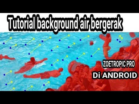 Download 7400 Background Air Bergerak HD Terbaru