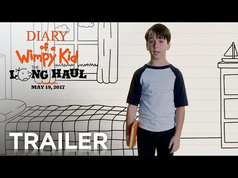 Diary of a Wimpy Kid: The Long Haul | Teaser Trailer [HD] | 20th Century FOX