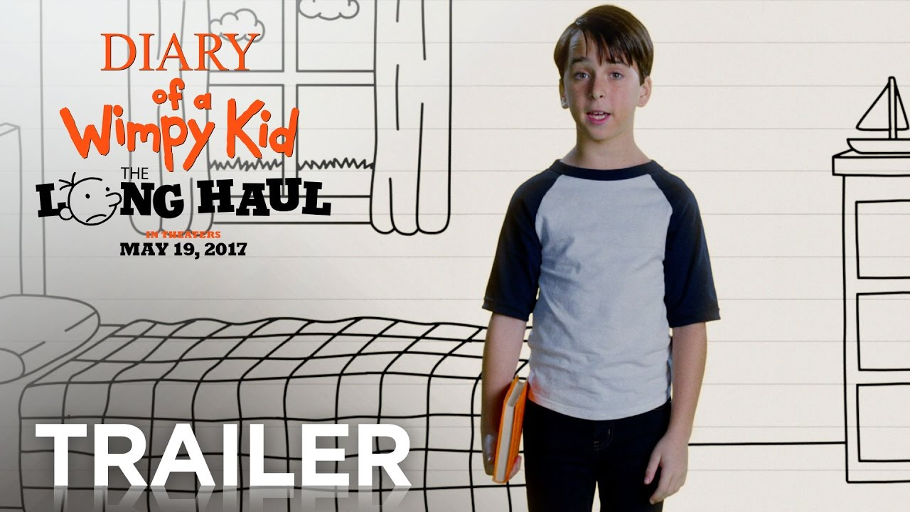 Diary of a Wimpy Kid: The Long Haul movie online