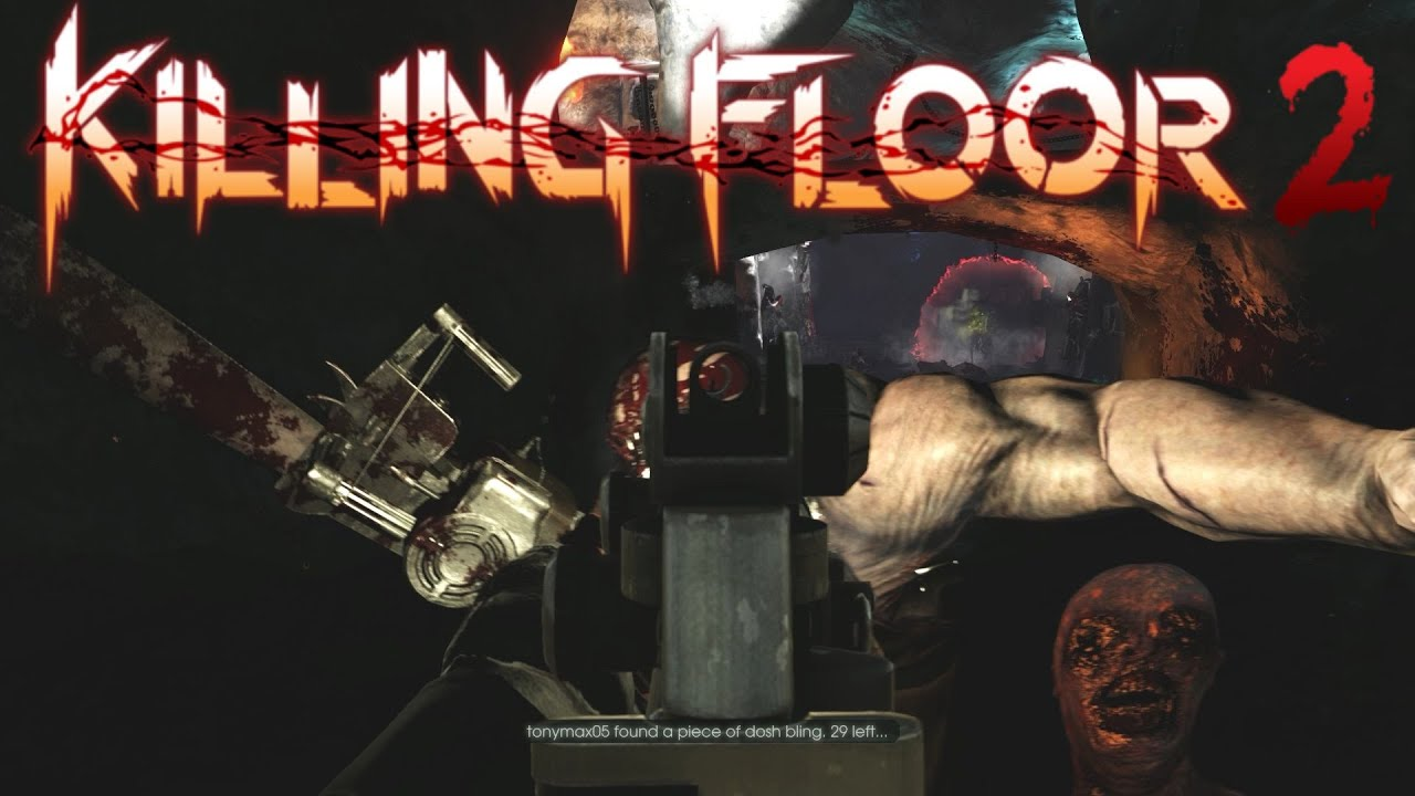 Killing floor 2 the yankee the brit topless zombies for Killing floor zombies