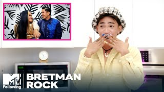 Bretman Rock's BFFs Can't Stop Laughing At This Cooking Fail 👨‍🍳🤣 MTV's Following: Bretman Rock