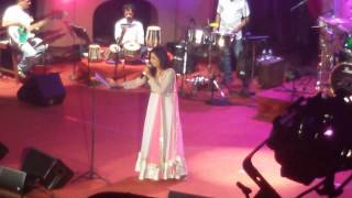 SHREYA GHOSHAL LIVE IN CHENNAI MUSIC ACADEMY 2014