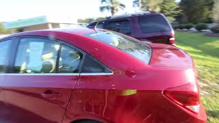 2011 Chevrolet Cruze LT - ONLY $5995   For Sale Review