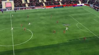 Southampton mot Man Utd - 77 minutter