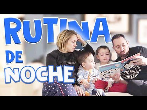LA RUTINA DE NOCHE MAS REAL DE TODO YOUTUBE  😂 NURYCALVO VLOG