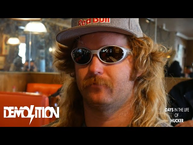 Demolition BMX: Days in the Life of Mike