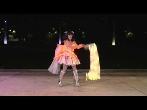 Love Live Nico BiBi Dream Sensation Dance with Andi Mathews .