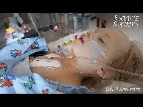 Ryann's Heart Surgery Vlog *LTGA Double Switch*