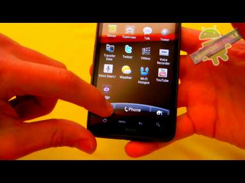 HTC Inspire 4G Review  AndroideChile