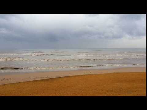 My Travels: Beach in Algiers