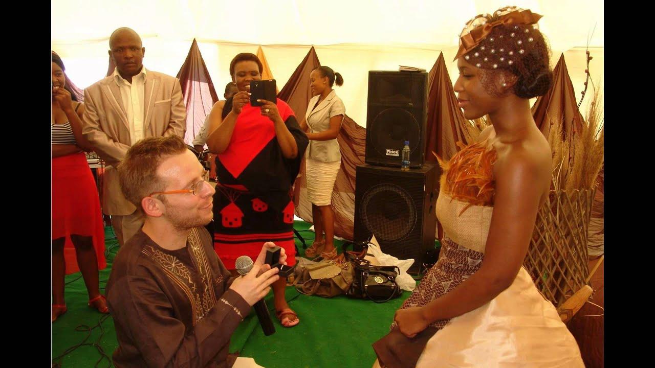 Tshilidzi phophi wedding bands