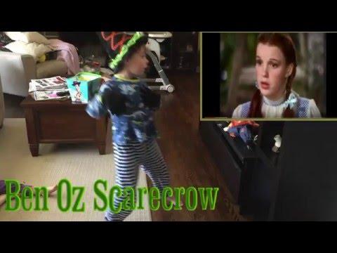 Ben OZ Scarecrow