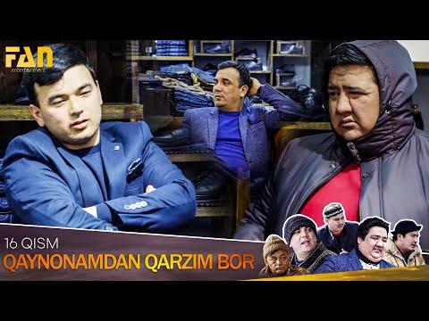 Qaynonamdan qarzim bor   Komediya serial - 16 qism