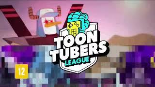 Cartoon Network Brasil - PROMO Toontubers League - Ao Vivo no YouTube e na TV (28/JUL/2019)