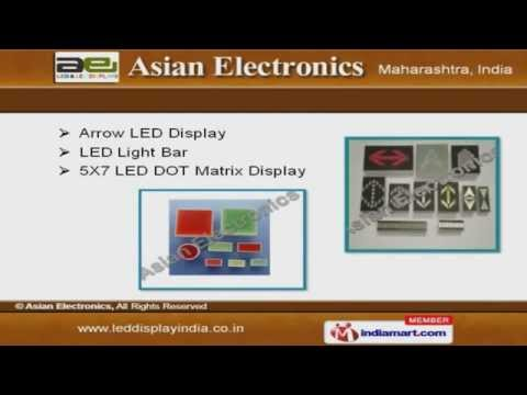 Electronic Components By Asian Electronics, Mumbai