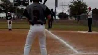 9u baseball player hit in head