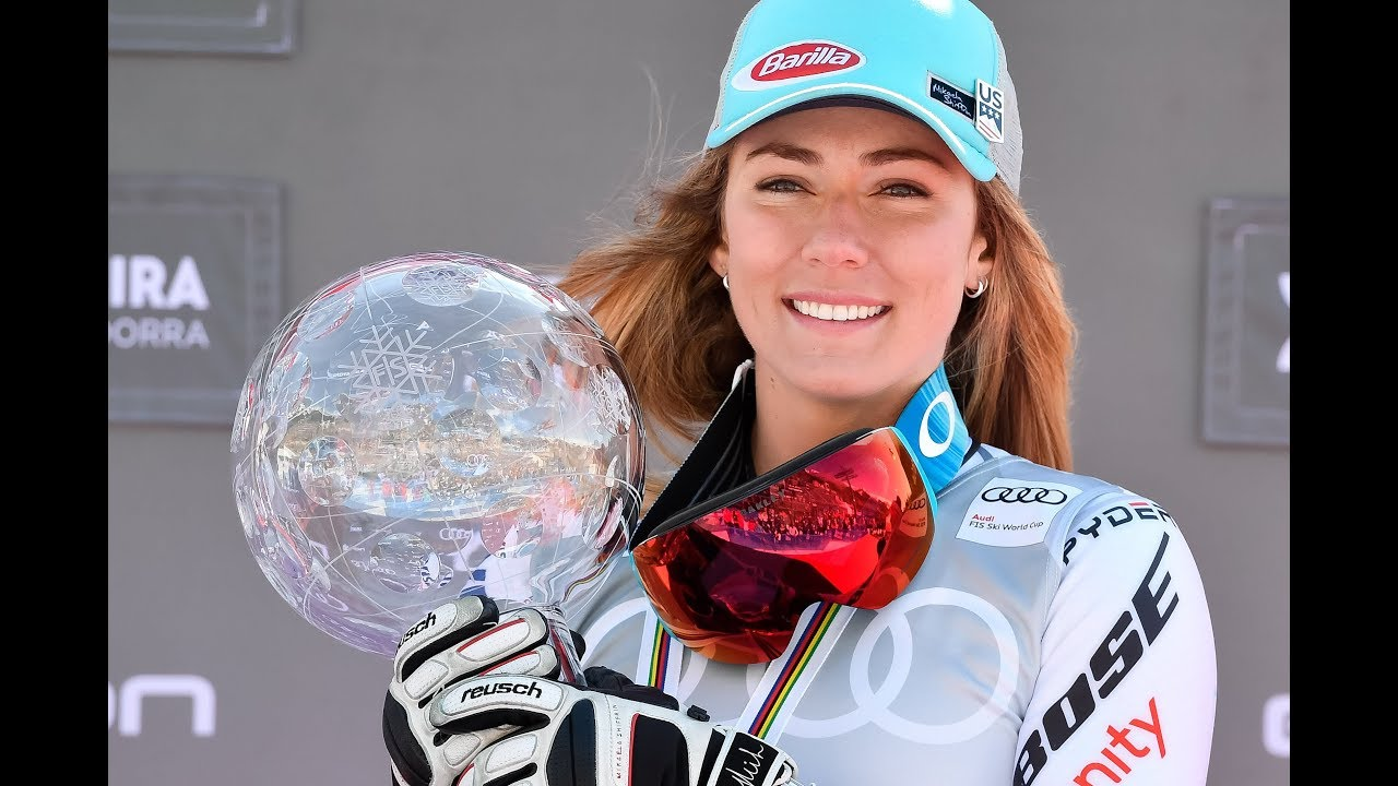 Mikaela Shiffrin Opens Up on Lindsey Vonn, Olympics & Pressure