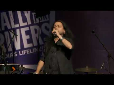 Rally for Rivers in Mumbai: Bam Bam Lahri by Kailash Kher mp3