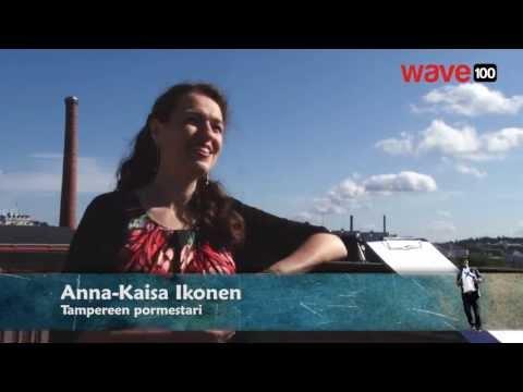 Kohti Linnan Juhlia, osa2: Pormestari Anna-Kaisa Ikonen