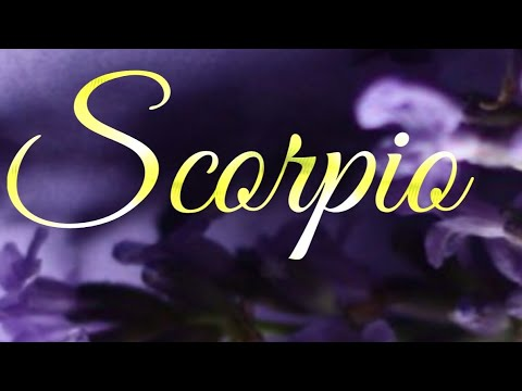 SCORPIO THERE'S NO TURNING BACK NOW CUZ THIS IS PERMANENT - OCT 14 - 20
