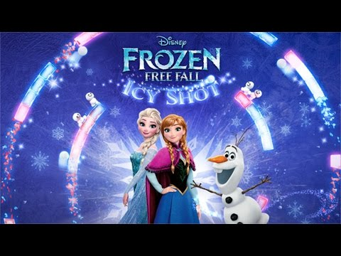 Frozen Free Fall: Icy Shot (by Disney) IOS / Android - HD Gameplay Trailer
