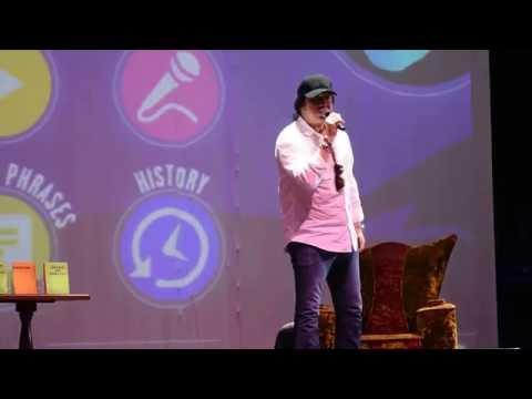 Kiss Kruise VI – Gene Simmons' trivia game, part 2 of 5