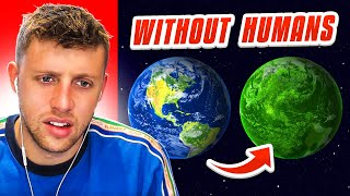 What If Humans Węre Never On This Planet?