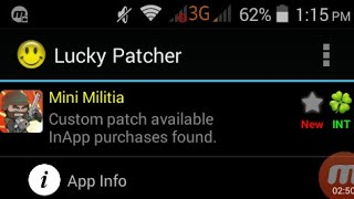 How to hack mini militia with lucky patcher