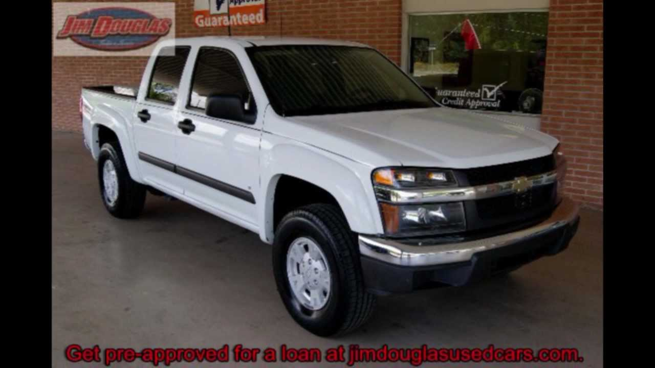 Chevy Colorado Lt Cc Used Truck Car Suv Van