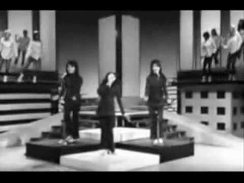BE MY BABY RONNETTES 64 TAMI SHOW.wmv
