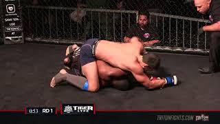 Triton Fights 5: Al Pringle vs. Hamid Castro