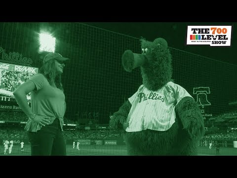 The700Level show: Phanatic's intern for a day