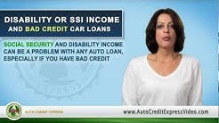 "Applying for an Auto Loan with Disability or <span id=""social-security-income"">social security income</span> ' class='alignleft'><a  href="