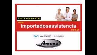 Assistência Técnica Eletrodomésticos Amana no Brasil