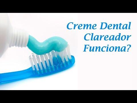 Creme Dental Clareador Funciona Faz Mal Youtube