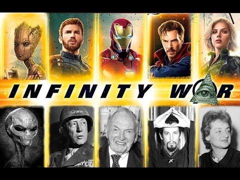 Avengers Quienes son?/ Infinity War Illuminati